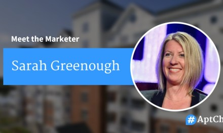 Meet The Marketer: Sarah Greenough