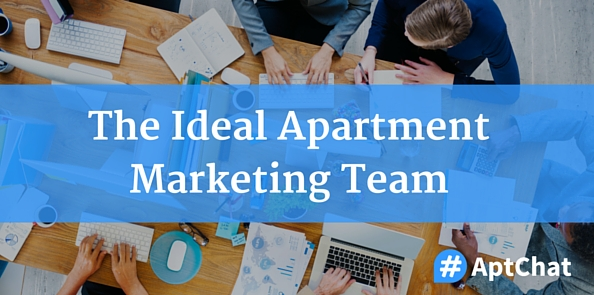 [AptChat] Ideal Marketing Team (Small)