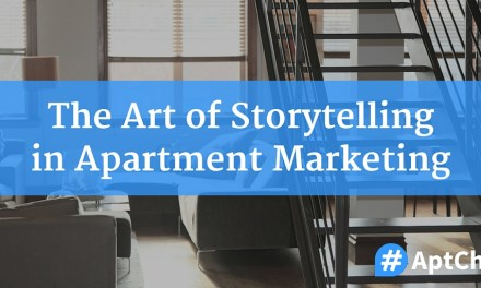 The Art of Storytelling in Apartment Marketing