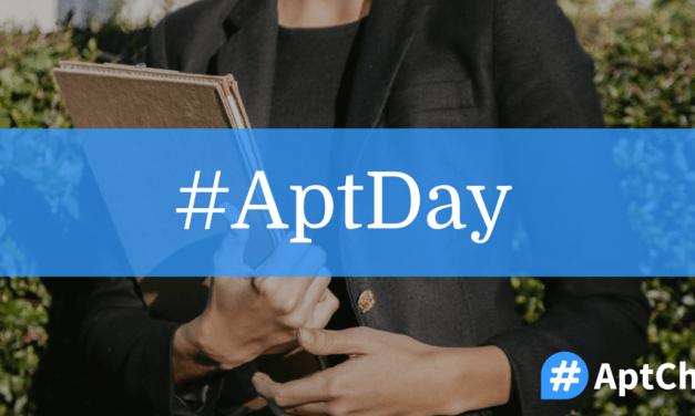 #AptDay 2016