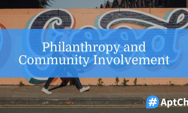 Philanthropy and Community Involvement