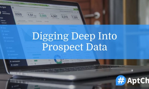 Digging Deep Into Prospect Data