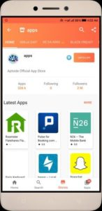 Download Aptoide App Latest Version 9 0 0 3 {2018} | Aptoide App
