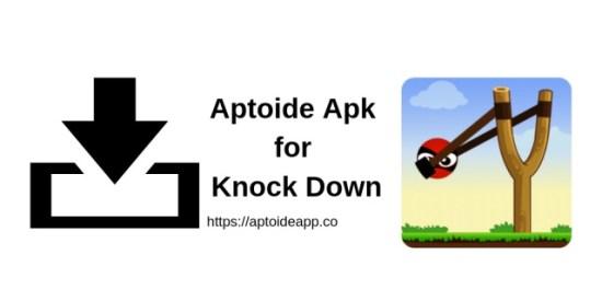 Aptoide Apk for Knock Down