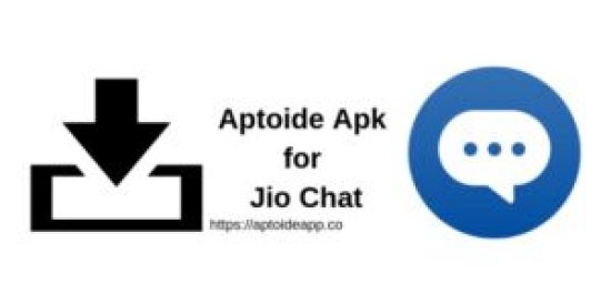Aptoide Apk for Jio Chat