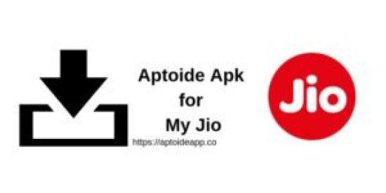 Aptoide Apk for My Jio