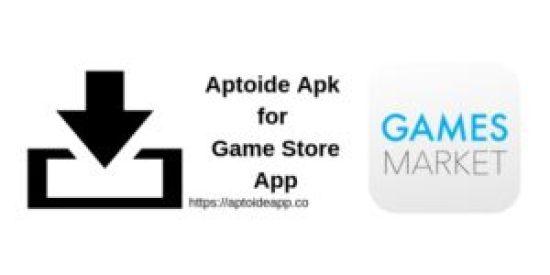 Aptoide Apk for Game Store App Market