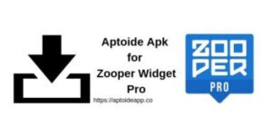 Aptoide Apk for Zooper Widget Pro 2019 | Aptoide App