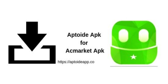 Aptoide Apk for Acmarket Apk