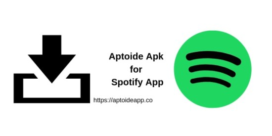 Aptoide Apk for Spotify App