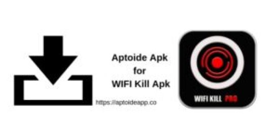 Aptoide Apk for WIFI Kill Apk