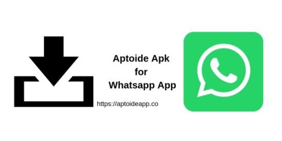 Aptoide Apk for Whatsapp App