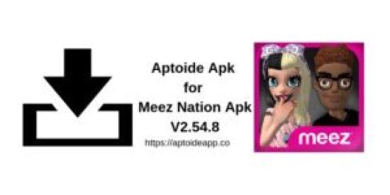 Aptoide Apk for Meez Nation Apk V2.54.8