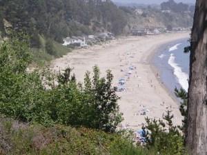 New Brighton State Park Beach