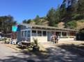 The Beach Shack snack shop at Seacliff State Beach