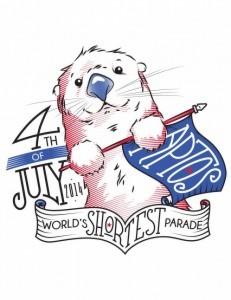 Aptos 4th of July Parade