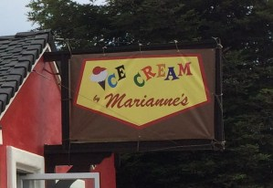 Marianne's Ice Cream in Aptos