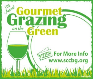 Gourmet Grazing on September 27 in Aptos Village Park