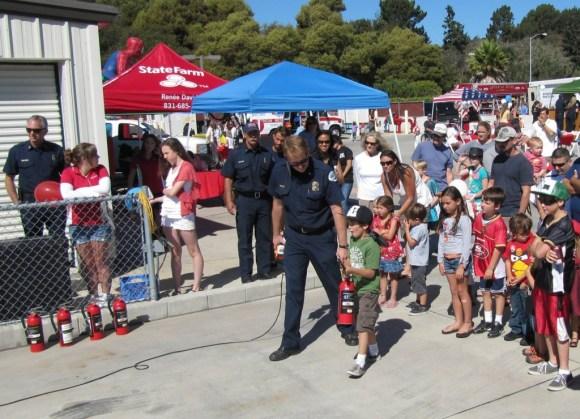 Aptos/La Selva Fire Department Open House
