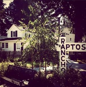 The Castro House in Aptos