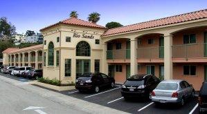 Rio Sands Hotel in Aptos
