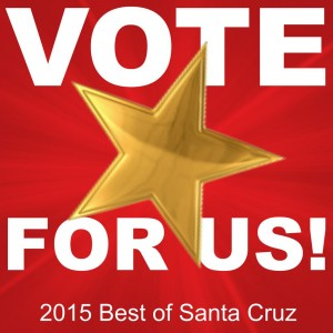 Good Times Best of Santa Cruz Poll 2015