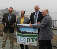 Santa Cruz RTC Officials