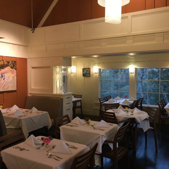 Persephone Restaurant Interior