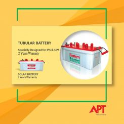 Eastern IPS, UPS & Solar Battery