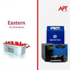 Eastern Battery | Smarten IPS cum UPS
