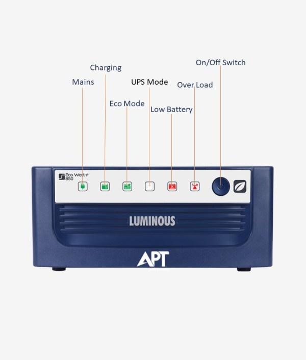 Luminous Eco Watt+850 ips