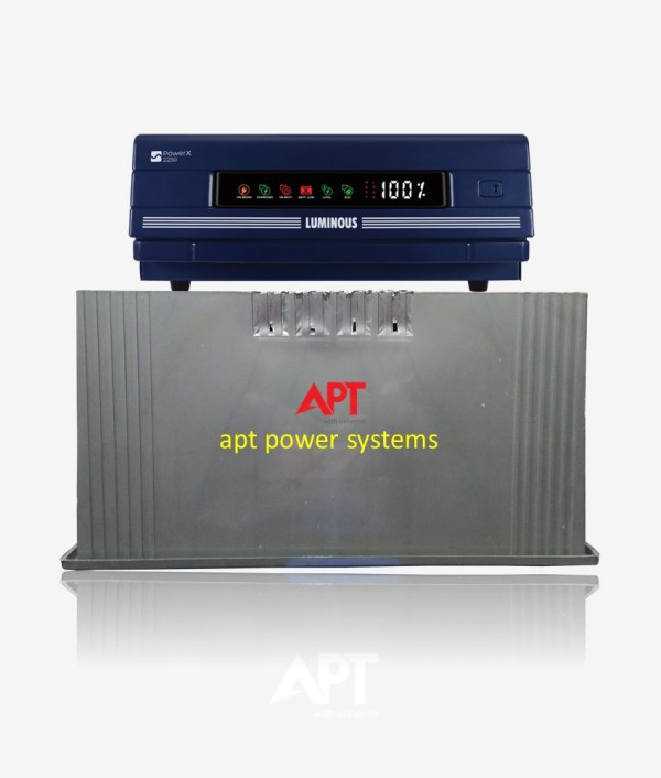 Luminous-PowerX-2250-Full-Set-With-Battery-Cover