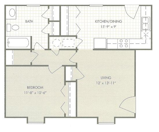 Apartment In Shreveport, LA