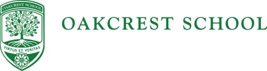 Oakcrest Logo