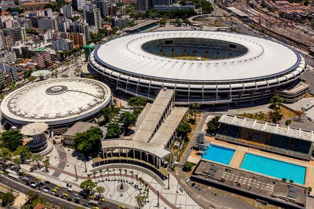 Segundo estádio mais caro da Copa, governo do Rio tomou três empréstimos para deixar o Maracanã pronto. (Foto: Wikicommons)