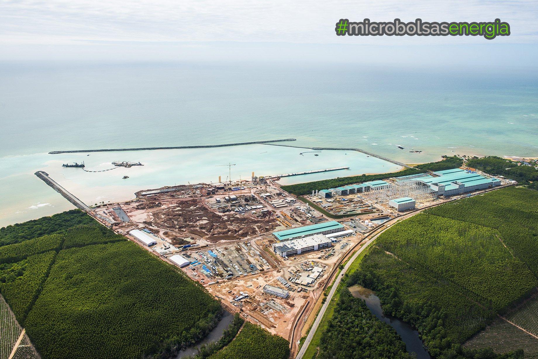 Jurongcomlogo_foto aérea_Fonte - Assessoria de Imprensa da Jurong