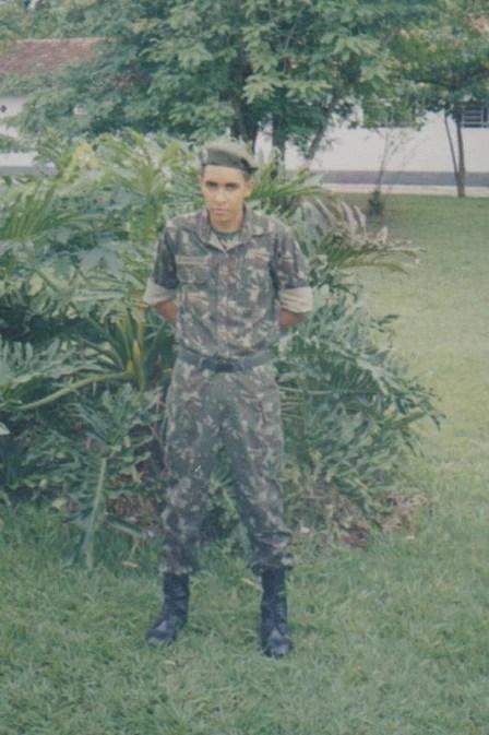 Paulo Aparecido dos Santos. Foto: Reprodução Jornal Extra
