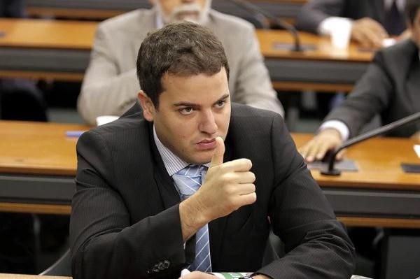 O deputado federal Gabriel Guimarães (PT-MG), presidente da antiga Comissão Especial do Código da Mineração