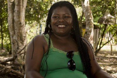 Claudinete Colé de Souza, 36 – Coordenadora Administrativa da (Foto: Ana Mendes)