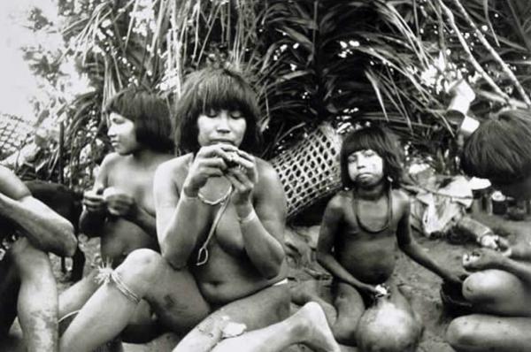 Os índios Nambiquara pelas lentes do antropólogo Lévi-Strauss