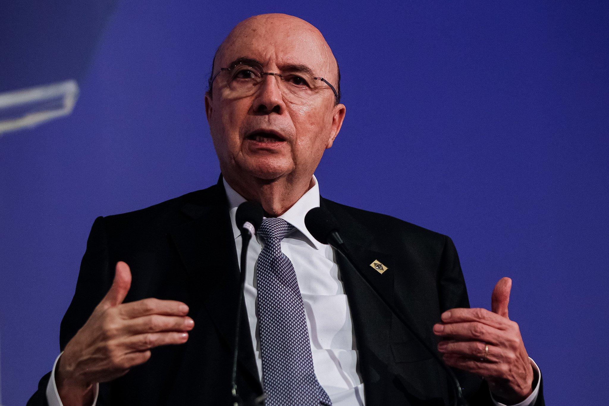 O ex-ministro da Fazenda Henrique Meirelles quer disputar a Presidência: em pesquisa, tem 1% das intenções de voto
