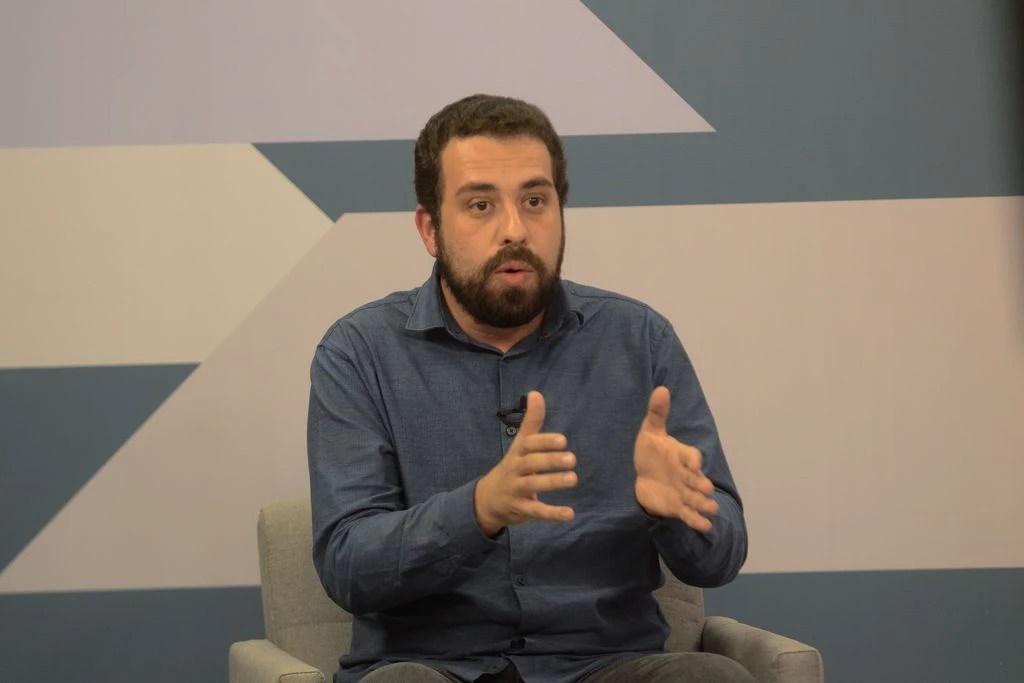 Guilherme Boulos, em entrevista à EBC: dados atuais mostram que 40% dos presos no país são provisórios, não 30%