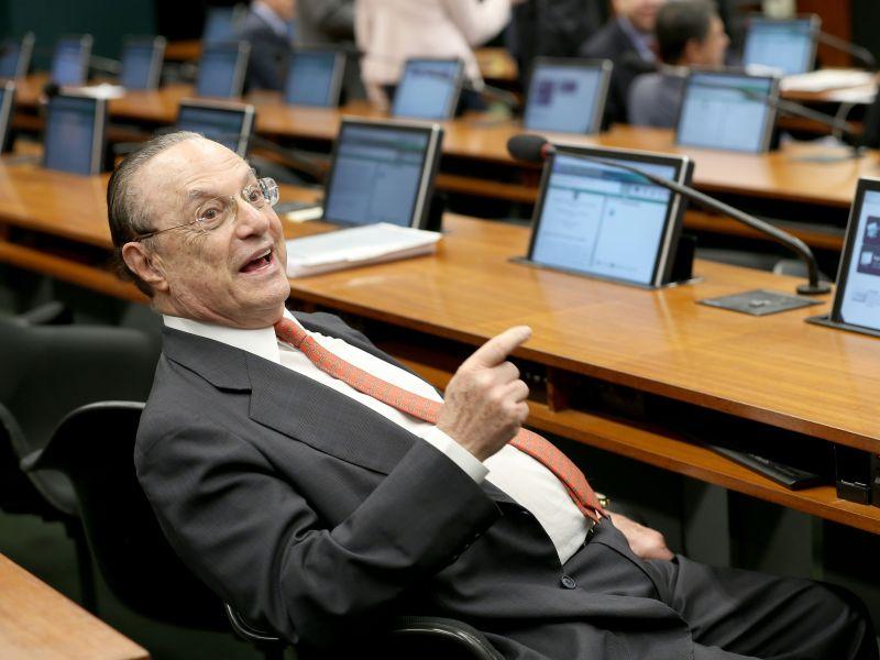 Paulo Maluf, na época em que era deputado federal: político perdeu várias eleições em SP