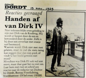 handen af van Dirk IV