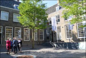 ingang museum
