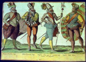 spaanse soldaten