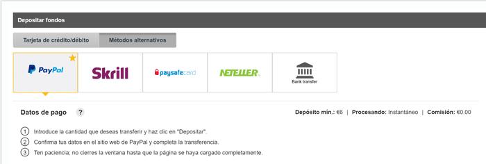 paypal_casinos_depositos
