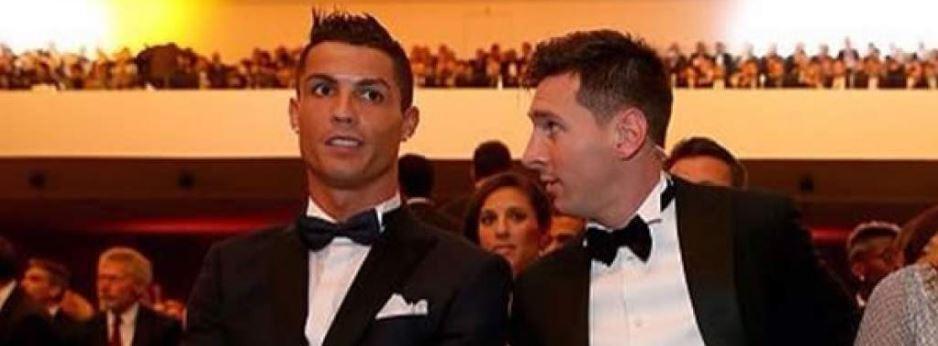 Apuestas Balón de Oro 2017Messi vs Ronaldo otro mano a mano por el mejor jugador en el año 2017