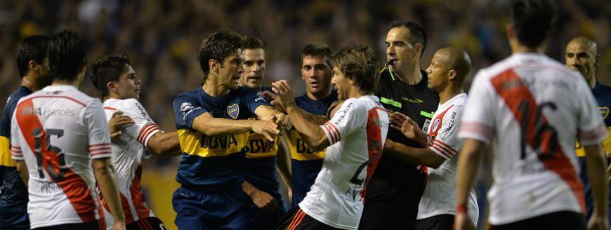 Boca Juniors vs River Plate: ¿Dónde apostar y ver el partido?El Superclásico argentino puede decidir el campeón