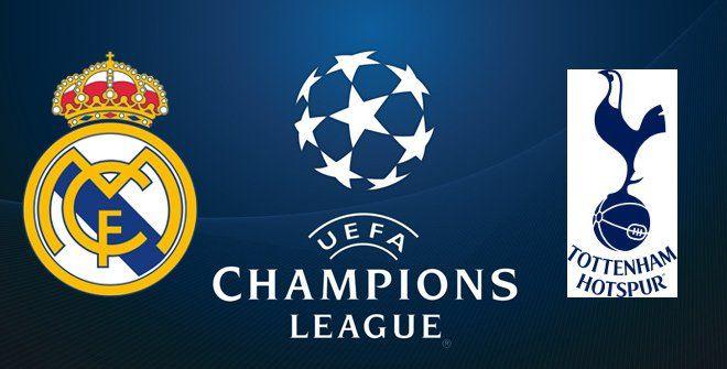 Real Madrid-Tottenham: apuestas y cuotasEl Madrid parte como favorito ante el imprevisible Tottenham